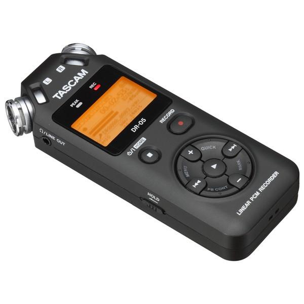 Voiceover: digital lydopptaker