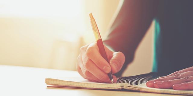 Voiceover: Å skrive voicen før den leses og legges på filmen er en god idé.