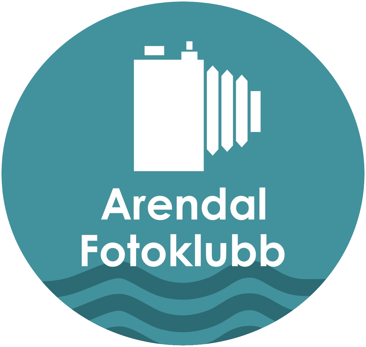 Arendal fotoklubb logo