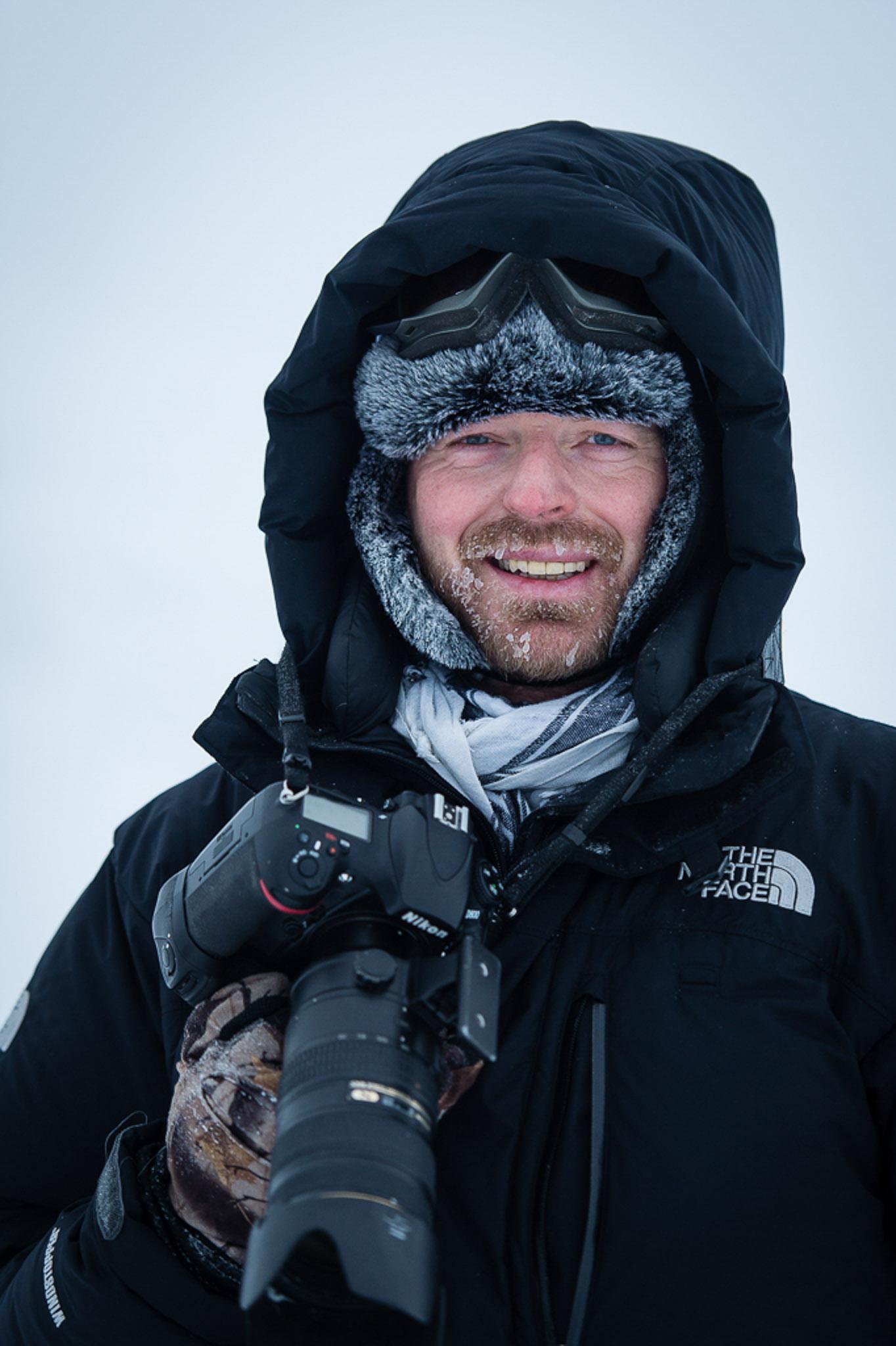 Roger Brendhagen til Skodje fotoklubb