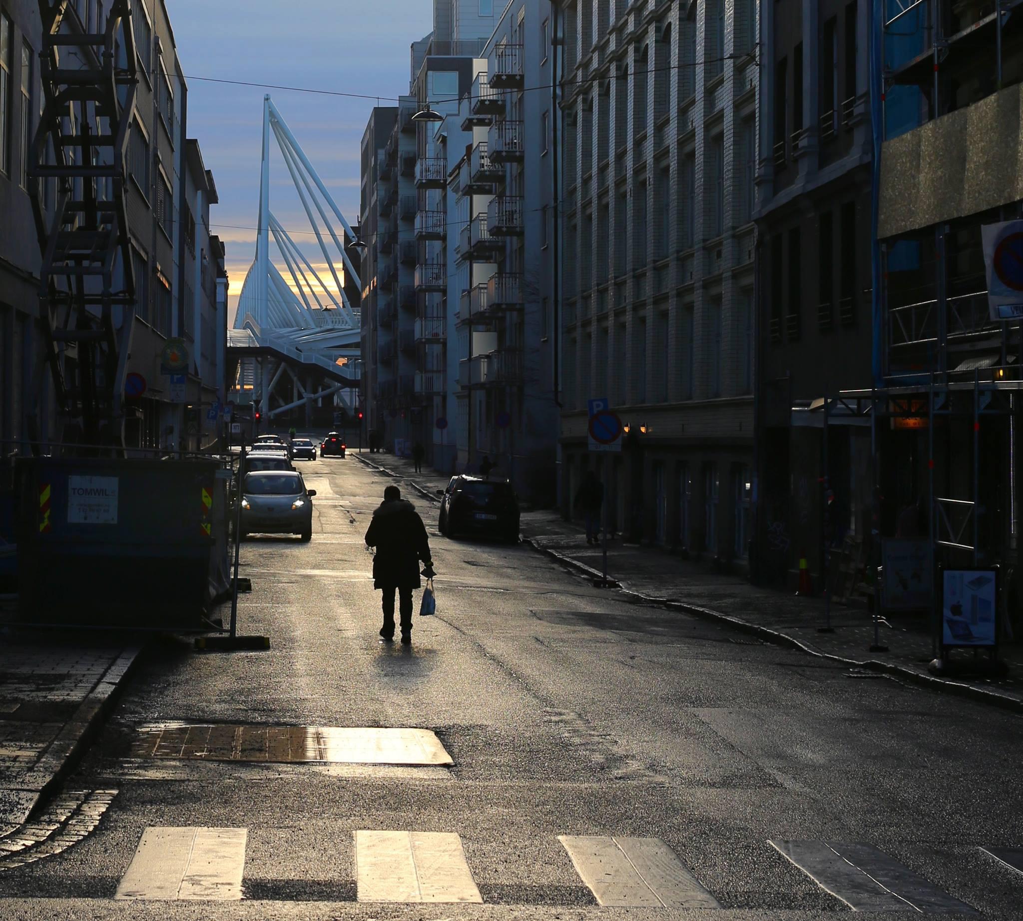 Gatefoto (Merethe Ruud)