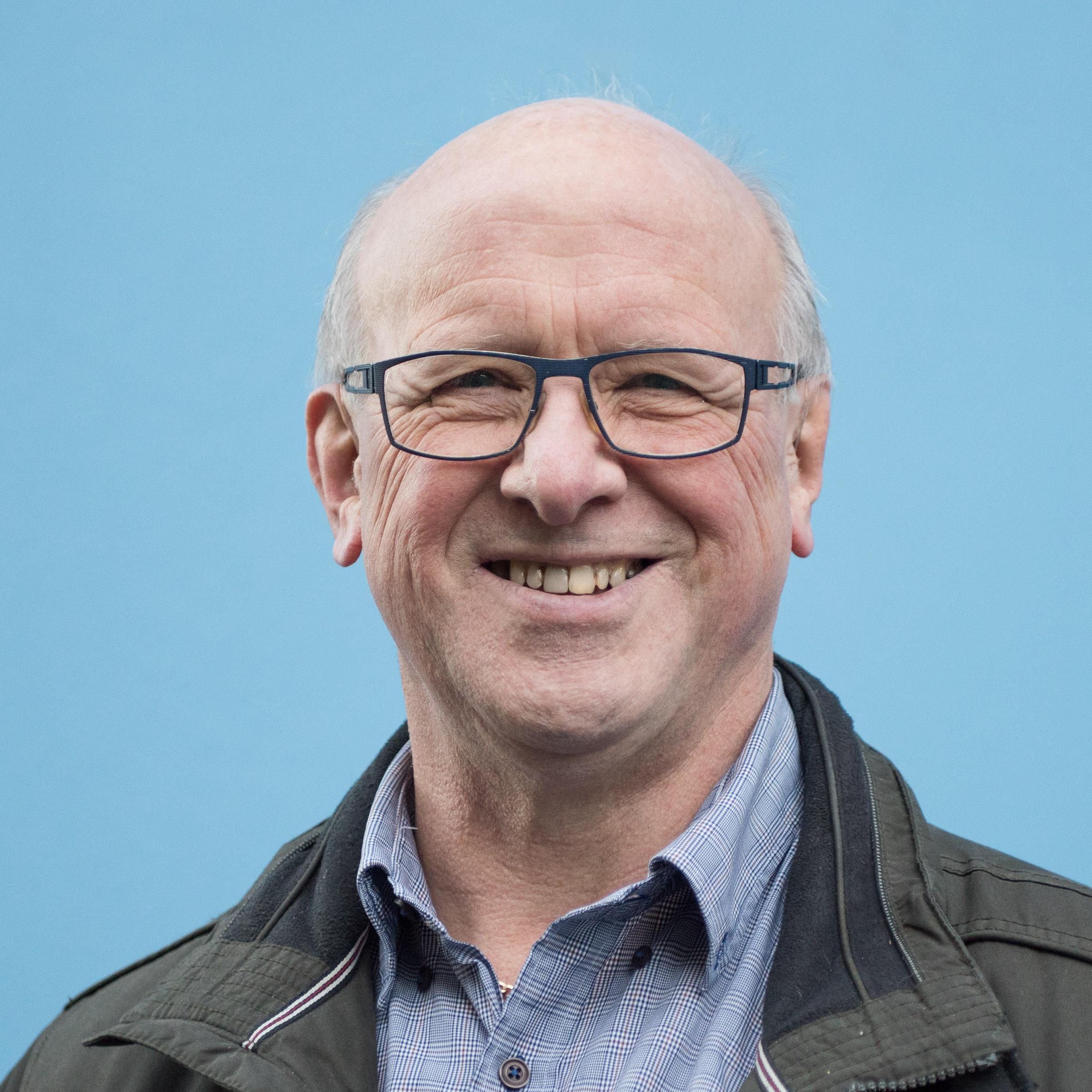Arnold Hoddevik (foto: Sunniva Hoddevik)