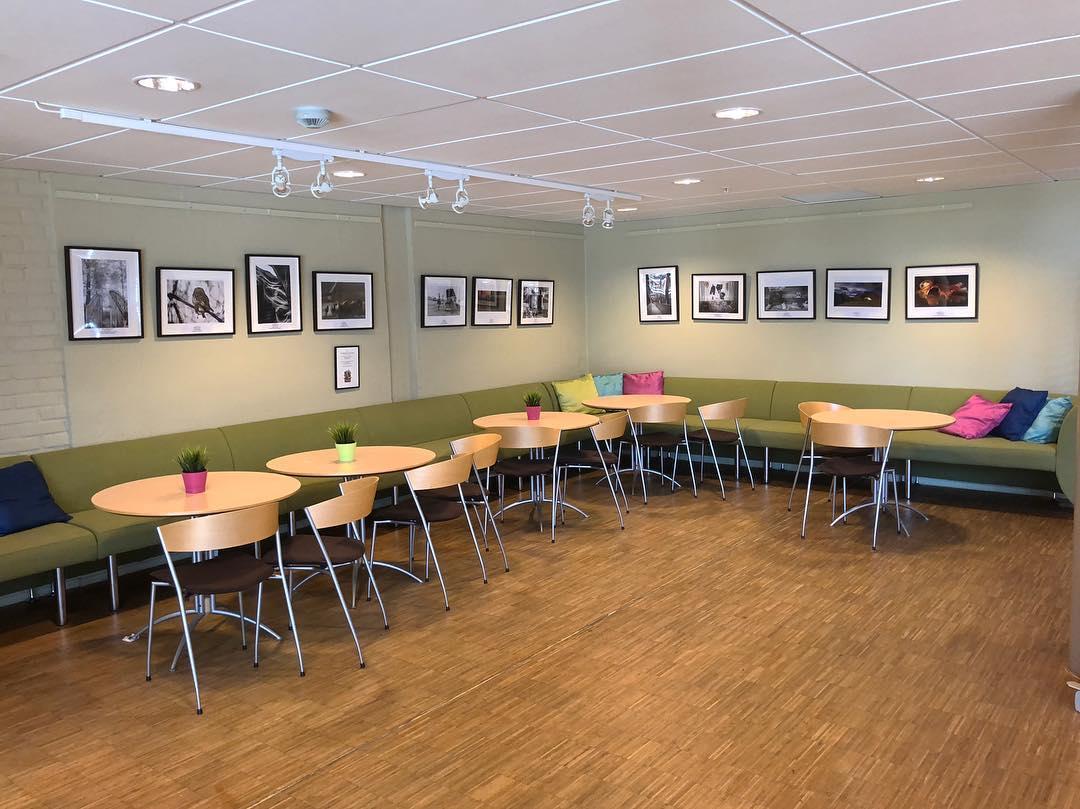 Elverum fotoklubb på Glomdalsmuseet