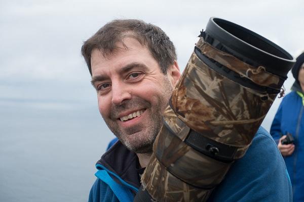 For naturfotografen Geir Magne Sætre har ethvert levende vesen en personlighet som han ønsker å formidle.