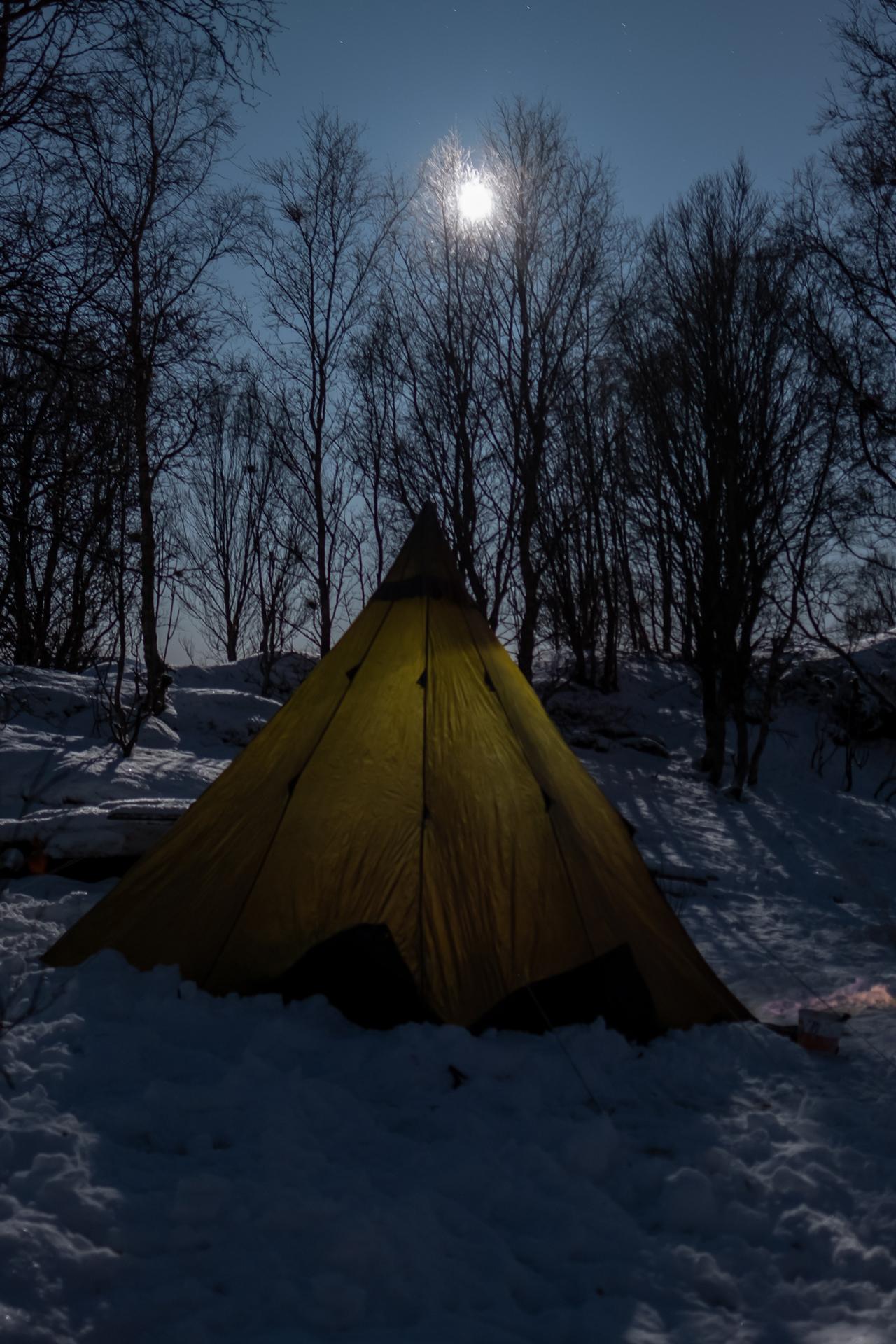 Lavvoen (Foto: Renate Jensen)