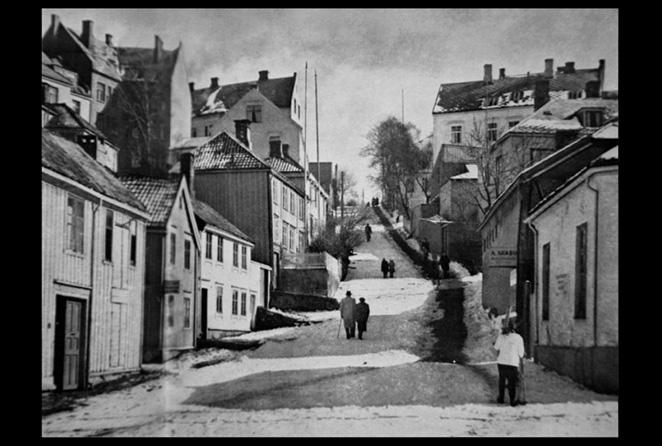 Landskonkurransen 1955-1959 (Foto: J. Chr. Geelmuyden)