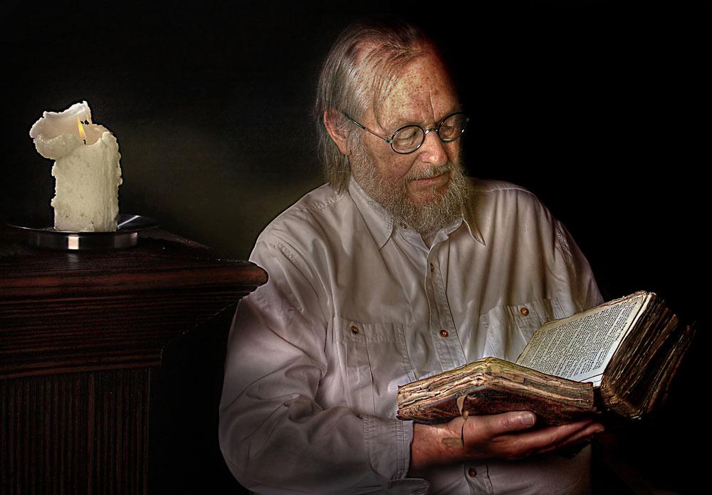 Biblen--Roland Jensen
