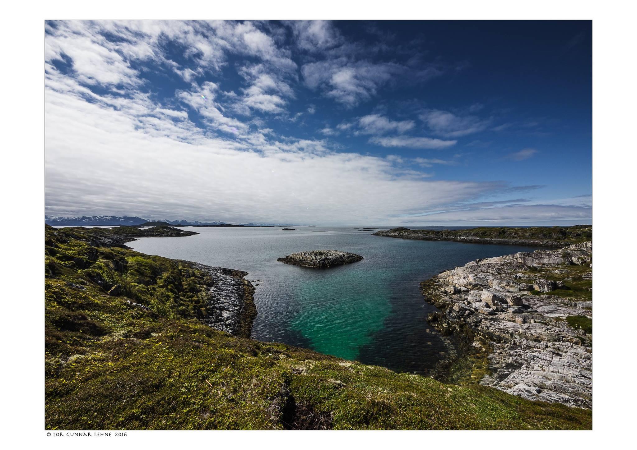 En junitur til Sandøya utenfor Tromsø