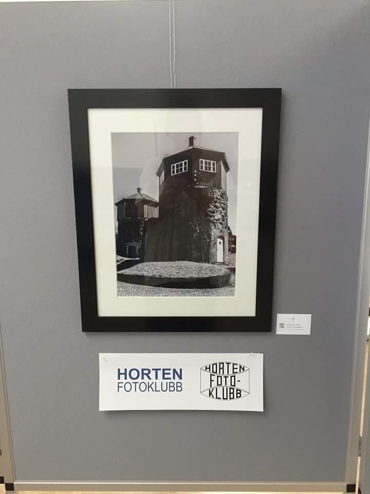 Horten fotoklubb med sommerutstilling