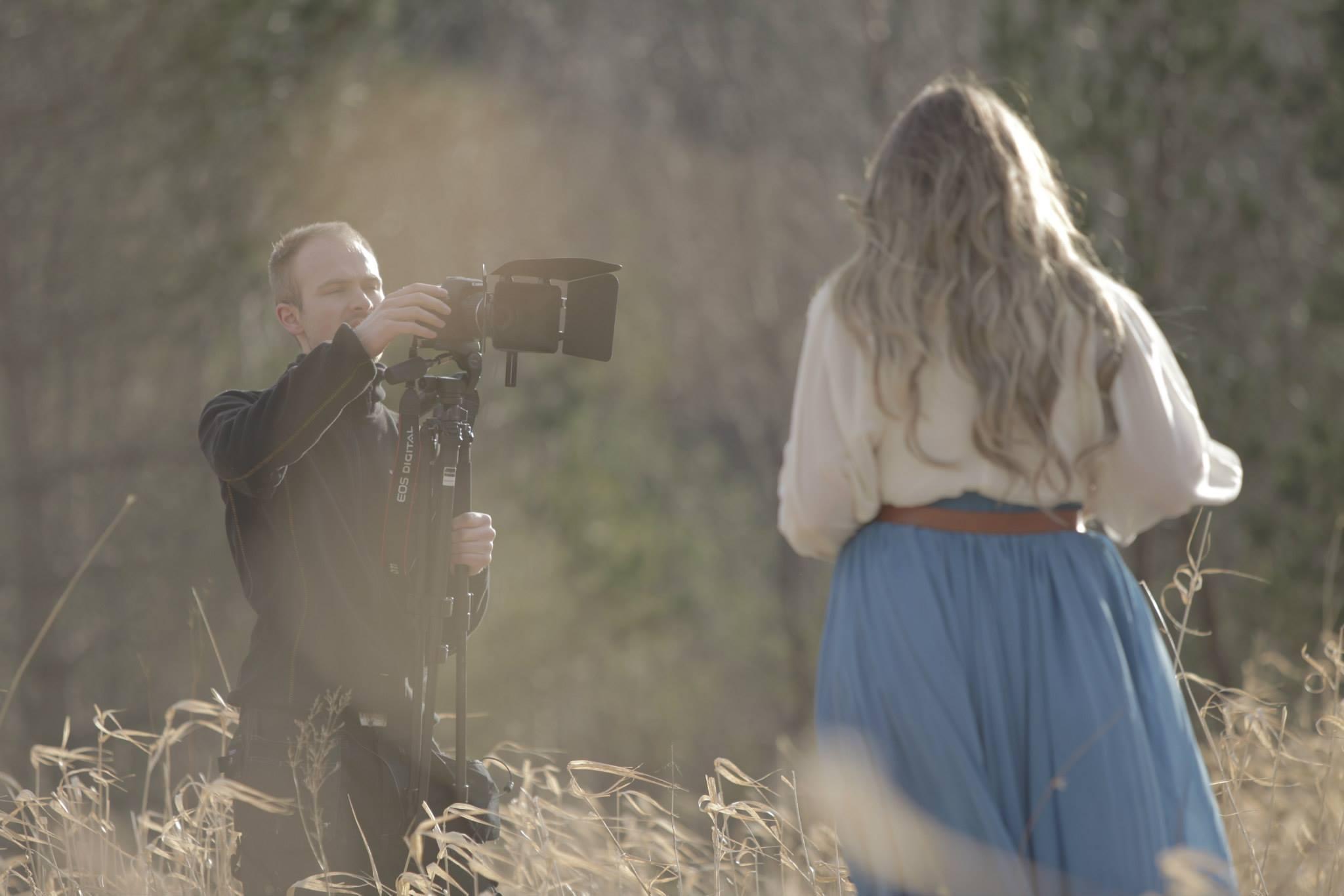 Portrett: Andreas Langvatn, Aalesund Smalfilmklubb