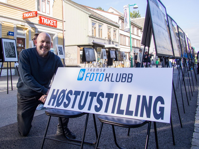 Tromsø Fotoklubb arrangerer høstutstilling