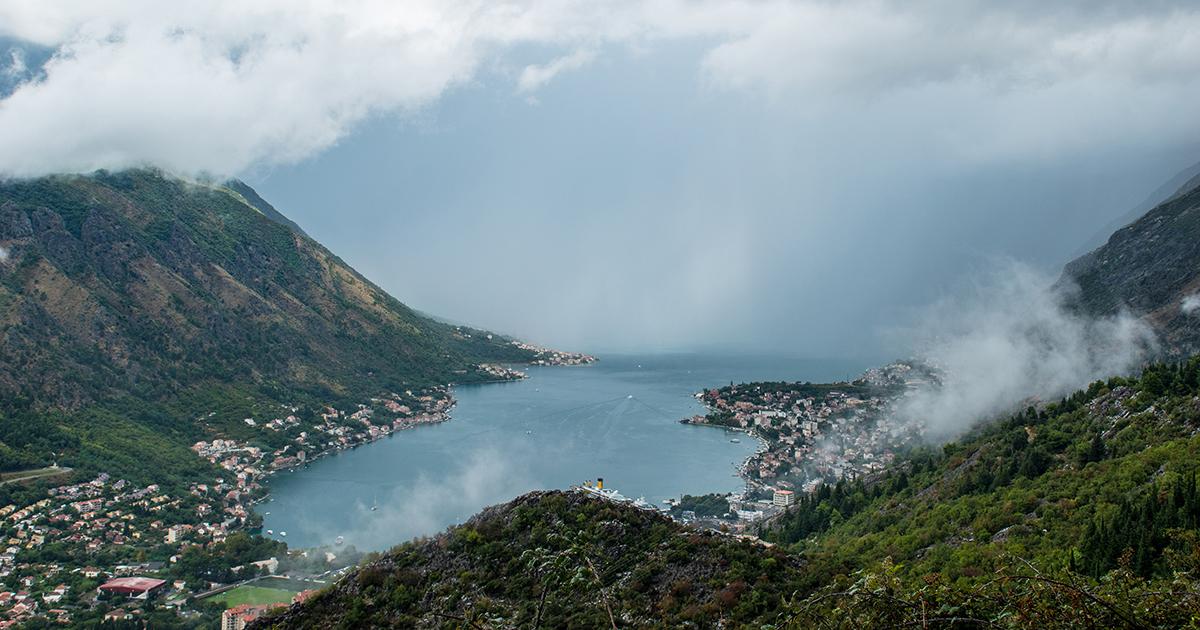 Ålesund kameraklubb på fotojakt i Montenegro