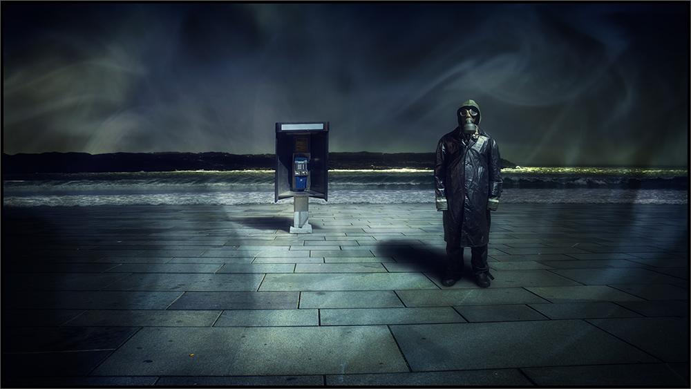 No, do not take the phone (foto: Roy Arild Nilsen)