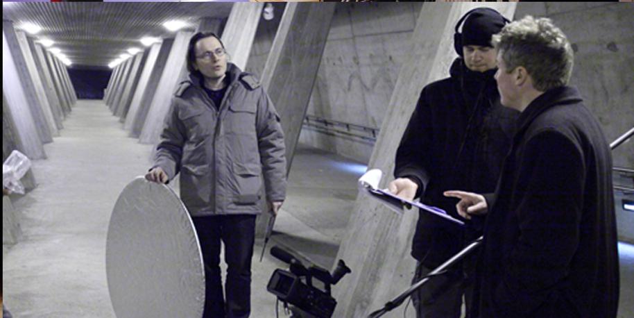 En Noir-historie (Frank Evensen, 2008)
