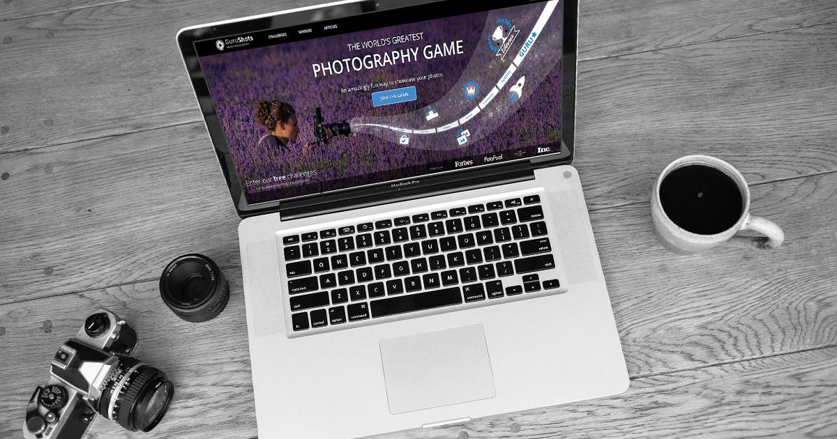 Gurushots – fotokonkurranse på internett