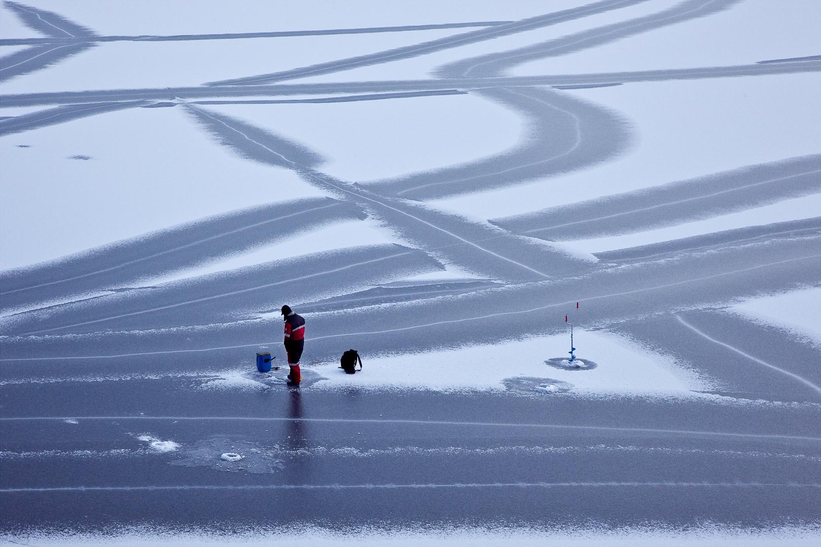 Isfisker (foto: Roald Synnevåg)