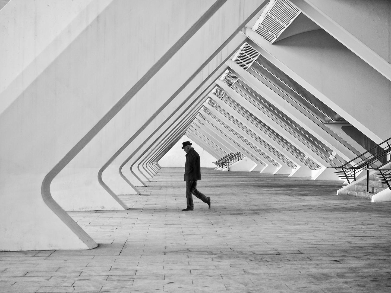 Man in Valencia III (foto: Roald Synnevåg)