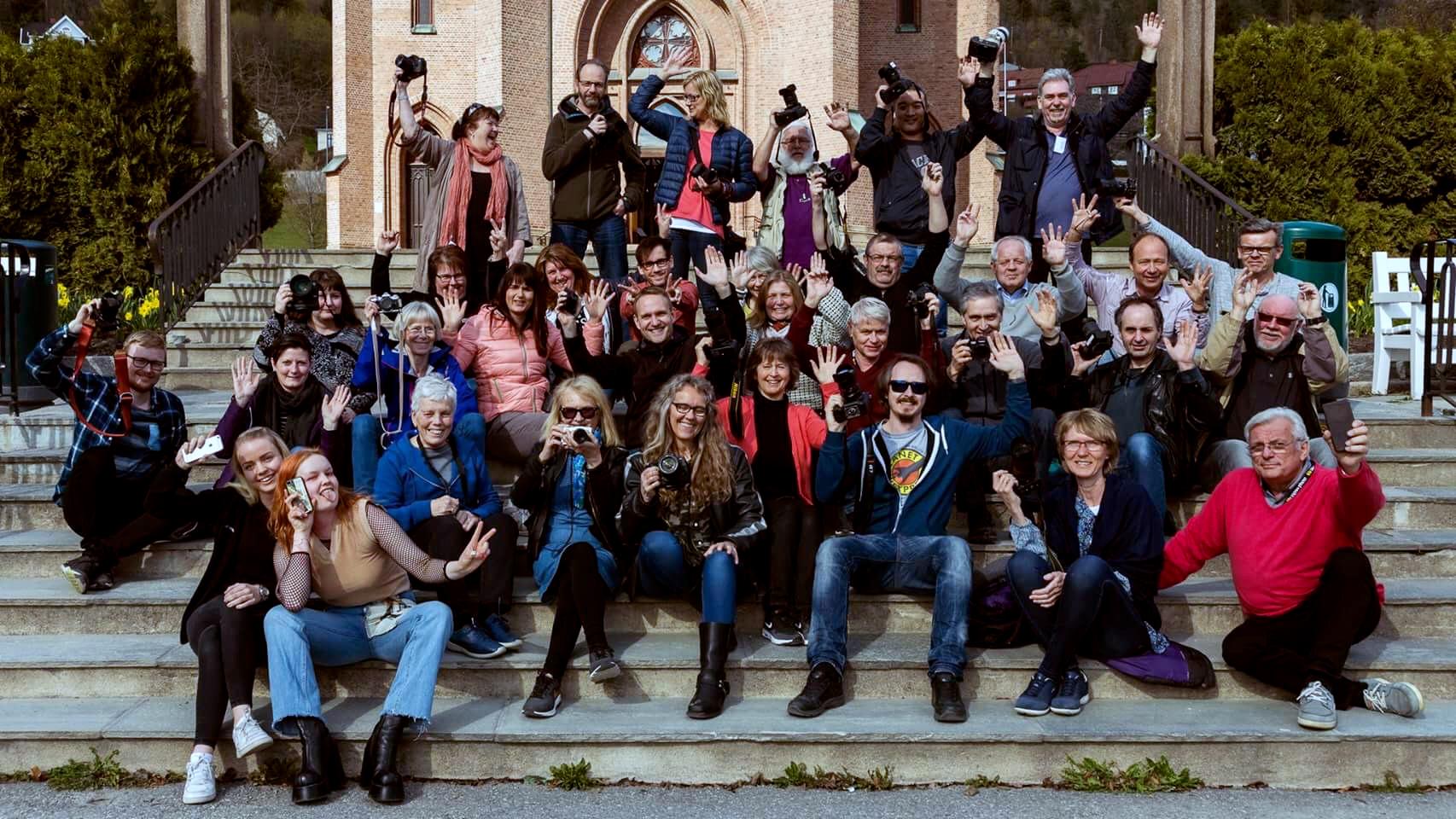 f/11 – Regionalt fototreff i Drammen