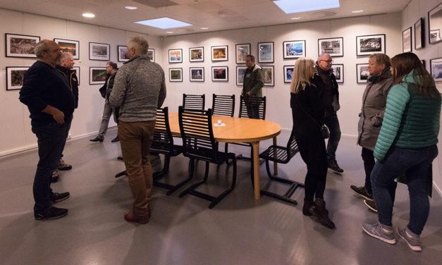 Fotokafé ga nye medlemmer til Hustadvika fotoklubb