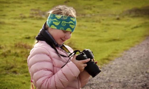 Fotospiren – Bryne Fotoklubbs tilbud for barn og ungdom