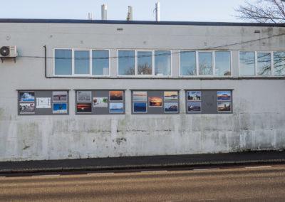 Mandal Fotoklubbs utstilling (foto: Birgit Fostervold)