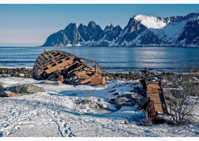 Harstad fotoklubb på Senjatur (foto: Willie Jarl Nilsen)