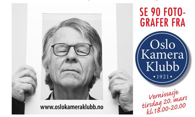 90 OKK-fotografer på utstilling!