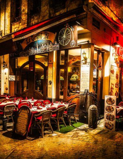 """Le Grand Bi"", Brussel. (Foto: Torkil Storli)"
