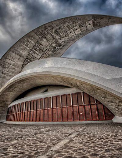Auditorio de Tenerife (Foto: Torkil Storli)