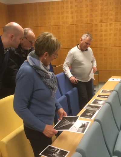 Juryeringsworkshop i Tønsberg Kamera Klubb