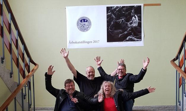 Dugnadsgjengen er ferdig – la Nordic Light 2018 starte!