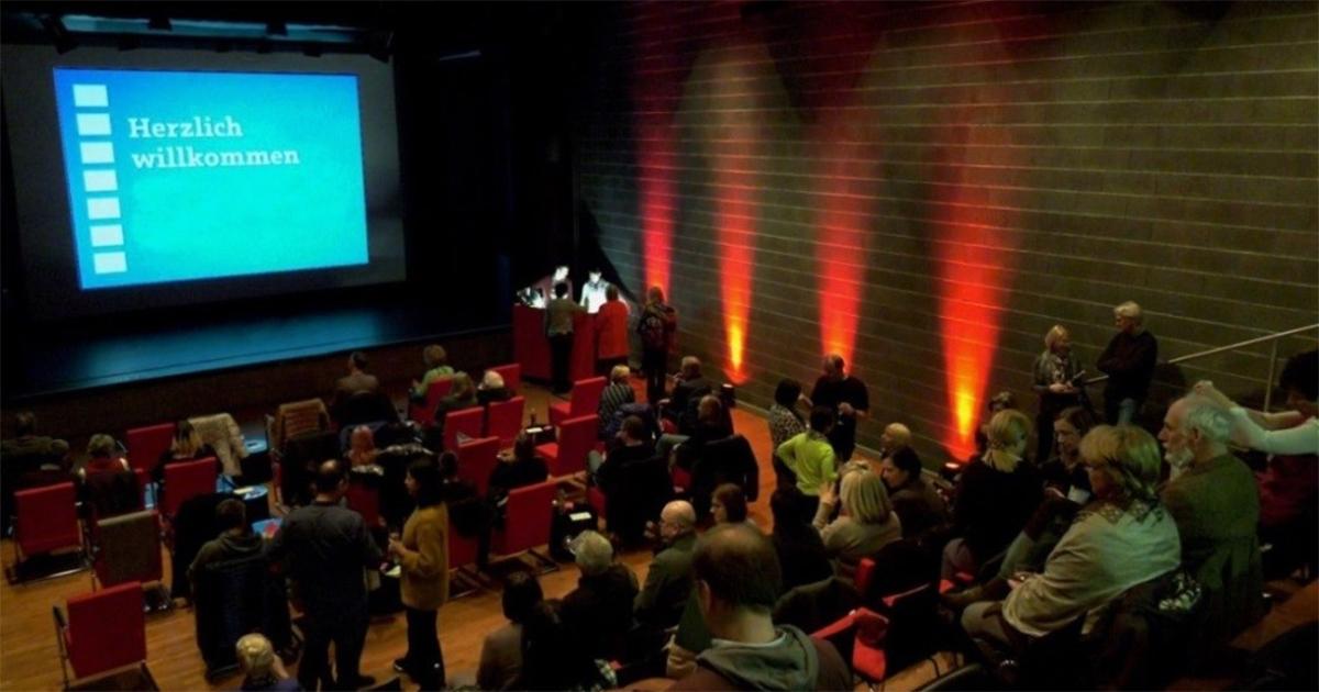 Minuttfilmkonkurranse i Eurofilmfestivalen!