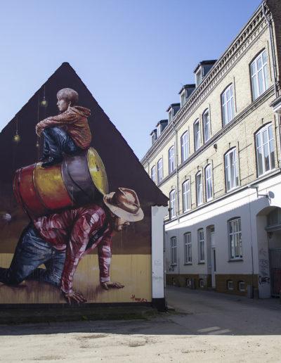 Street art (foto: Gunn M. Benning-Rogers)