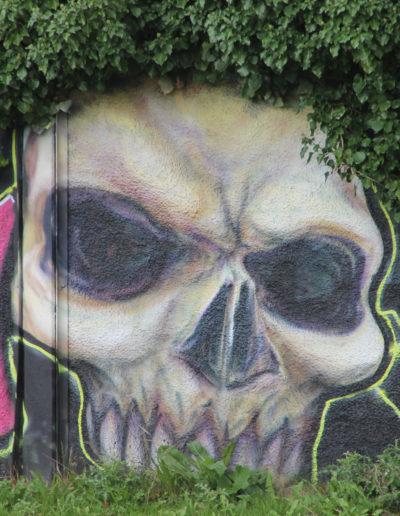 Street art (foto: Solveig Grimenes)