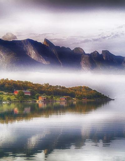 """Hans Birkelund """"Autumn"""""""