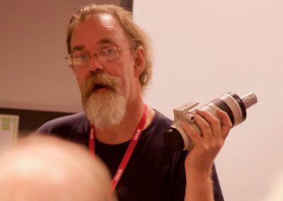 Harald K. Andersen (Foto: Egil Scott Synnestvedt)
