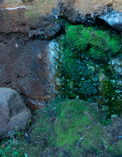 Røstvangen gruver. Foto: Håkon Trønnes