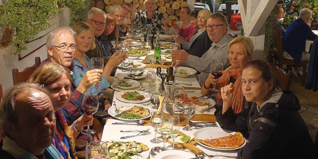 Vestfoldklubber på felles tur til Krakow