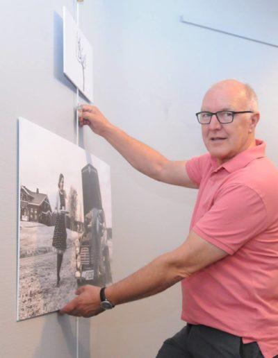Elverum fotoklubb tolker Vidar Sandbeck