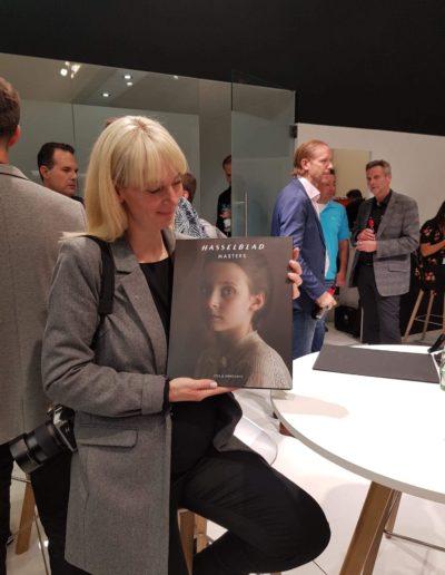 Tina Signesdottir Hult, Hasselblad Master