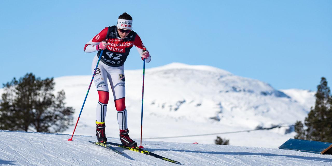 Fotoklubber på Junior-NM på ski