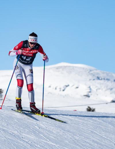 Junior-NM på ski 2019