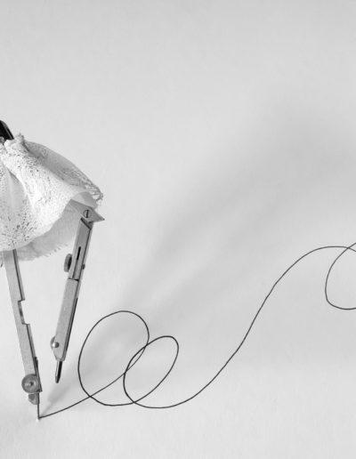Bente Rosenberger Dybesland: Ballerina 2