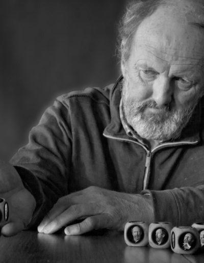 Bente Rosenberger Dybesland: Choosing his mood