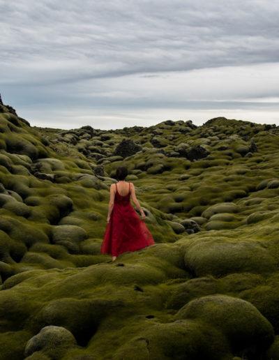 Kari E. Espeland: Walking into the Green