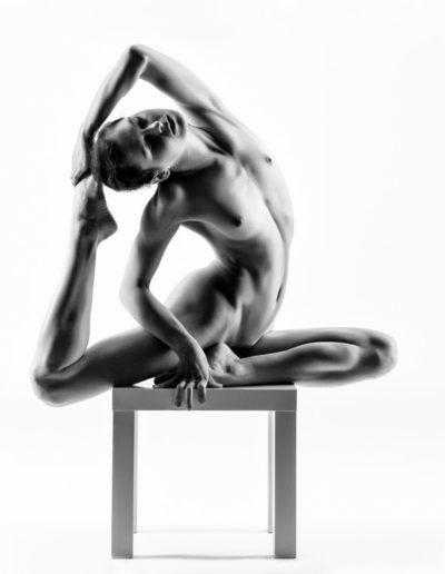 Trond M. Skaret: Set table