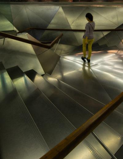 Walter Dragland: La Caixa Staircase