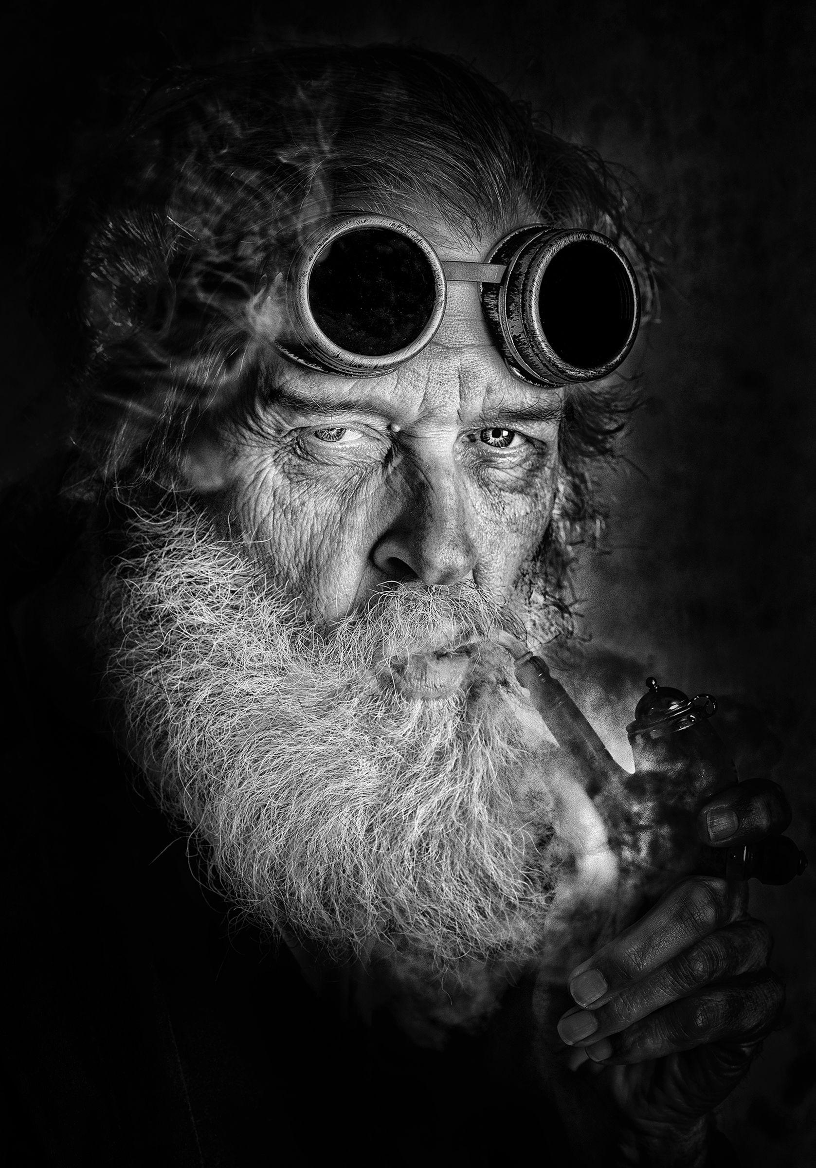 """""""The Explorer"""" (John Colbensen, Skodje Fotoklubb)"""