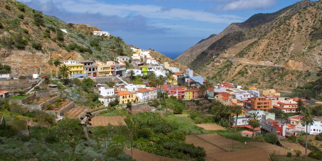 Amatørfilmer til La Gomera – et reisebrev under planlegging