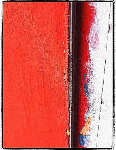 Rødt, hvitt og blått - og litt gult (Anne-Christin Gjøsund)